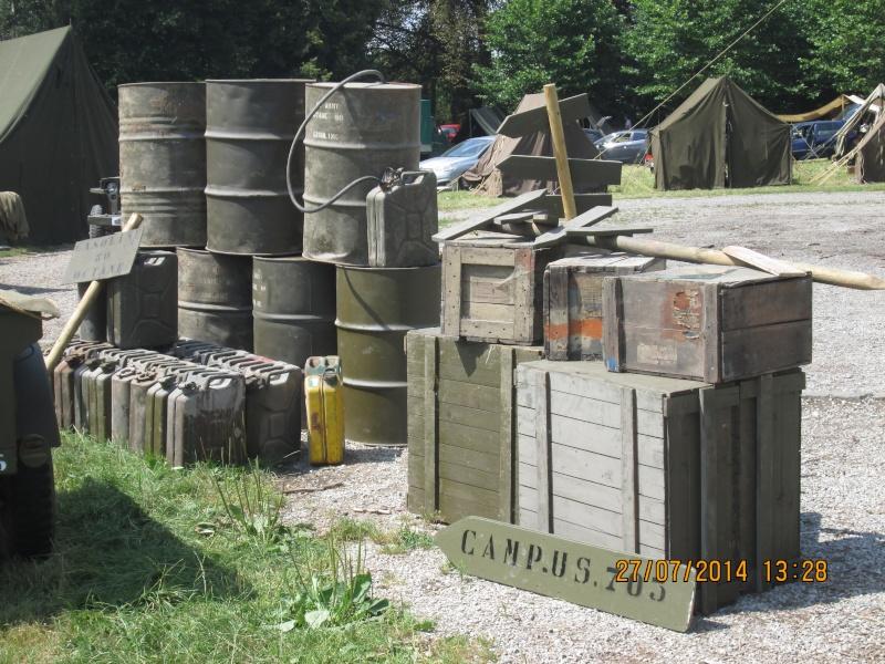 reconstitution camps américain 40-45 à Gerpinnes Img_1326