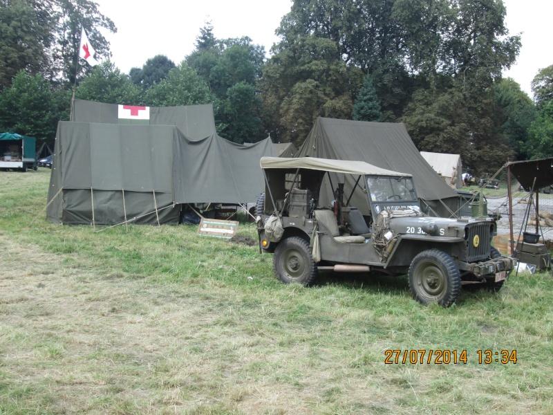 reconstitution camps américain 40-45 à Gerpinnes Img_1417