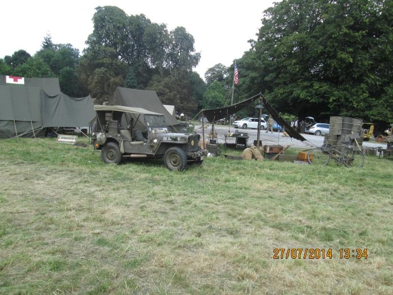 reconstitution camps américain 40-45 à Gerpinnes Img_1418