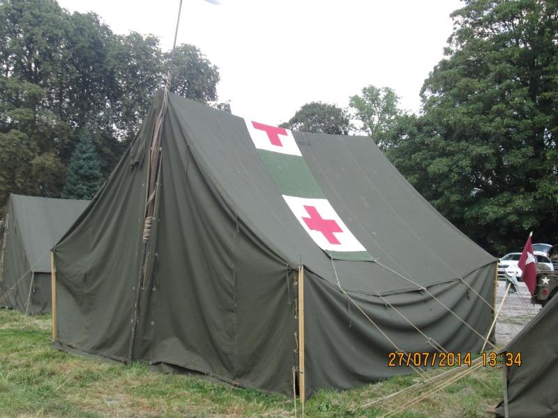 reconstitution camps américain 40-45 à Gerpinnes Img_1420