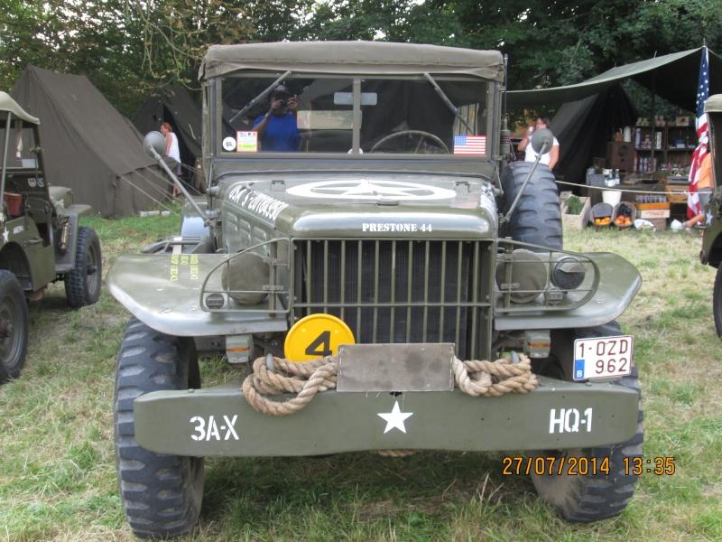 reconstitution camps américain 40-45 à Gerpinnes Img_1423