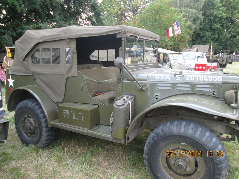 reconstitution camps américain 40-45 à Gerpinnes Img_1424