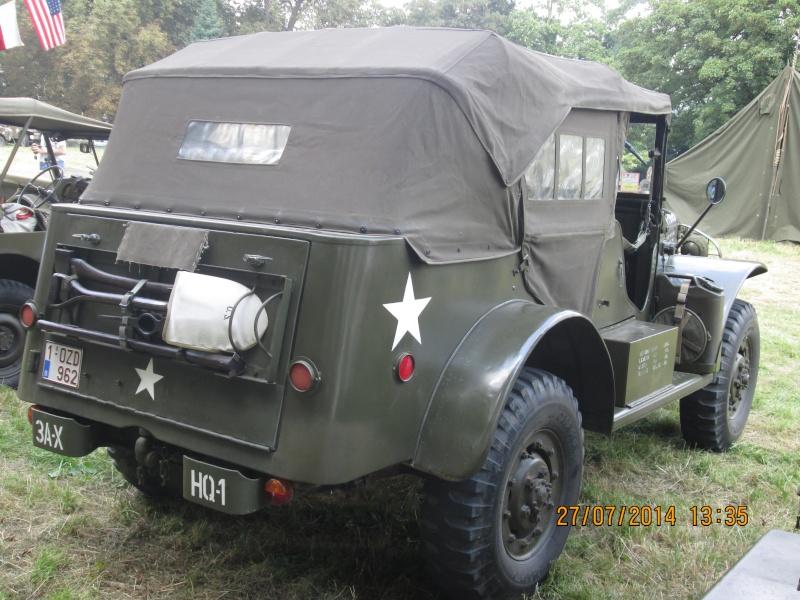 reconstitution camps américain 40-45 à Gerpinnes Img_1426