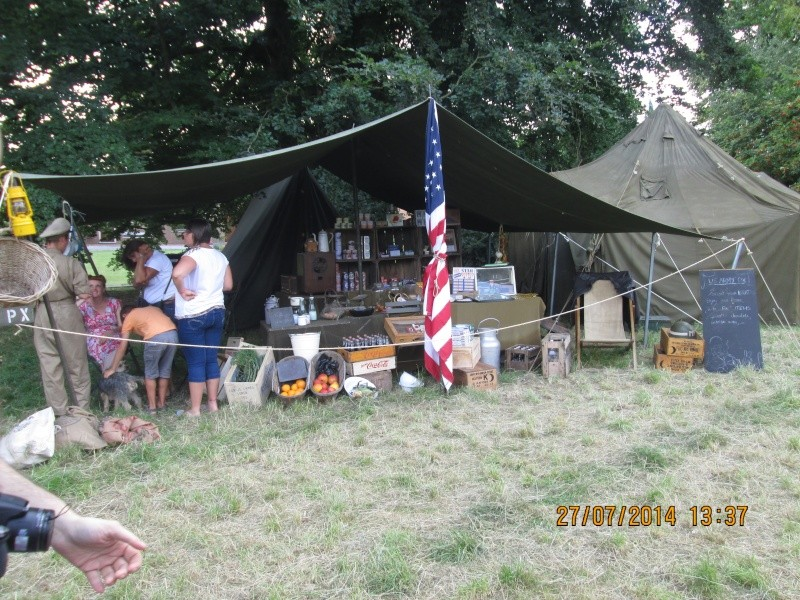 reconstitution camps américain 40-45 à Gerpinnes Img_1433