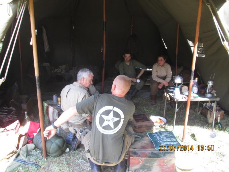 reconstitution camps américain 40-45 à Gerpinnes - Page 3 Img_1492