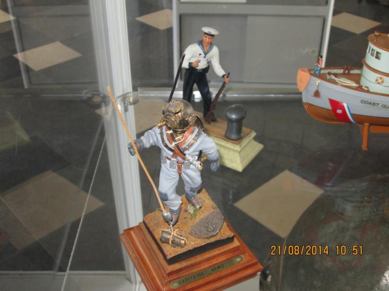 expo peinture de marine à Ham sur Heure 22-26 août 2014 Img_1614
