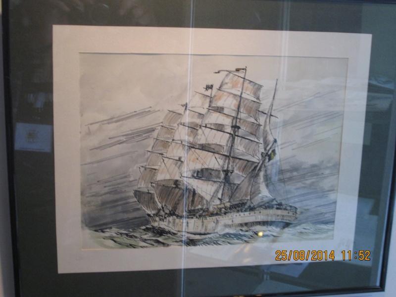 expo peinture de marine à Ham sur Heure 22-26 août 2014 - Page 11 Img_1970