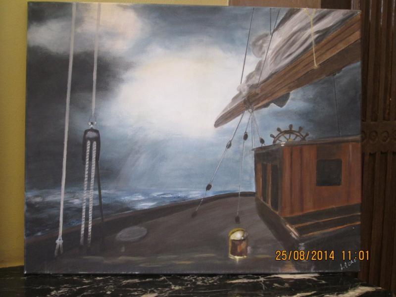 expo peinture de marine à Ham sur Heure 22-26 août 2014 - Page 11 Img_1980