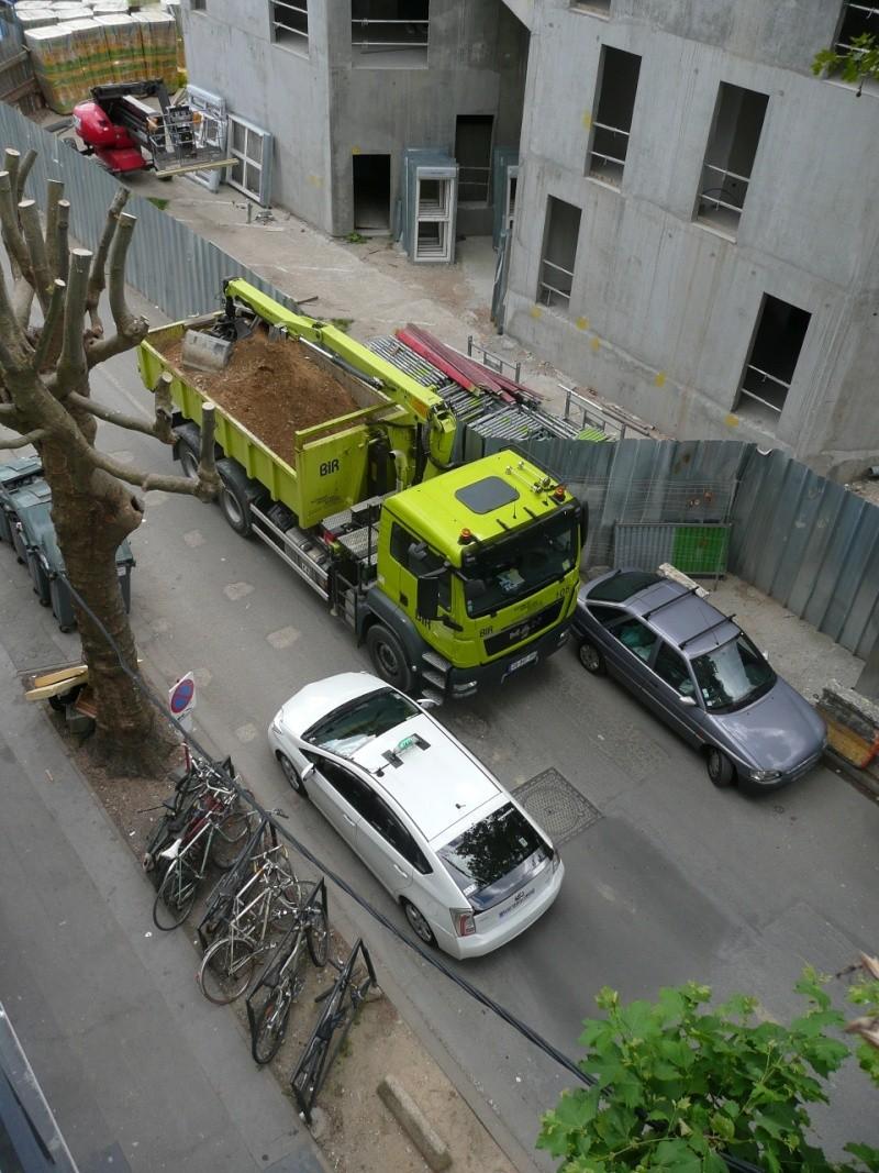 Problèmes insalubrité / stationnement / sécurité rue de Meudon - Page 2 P1120811