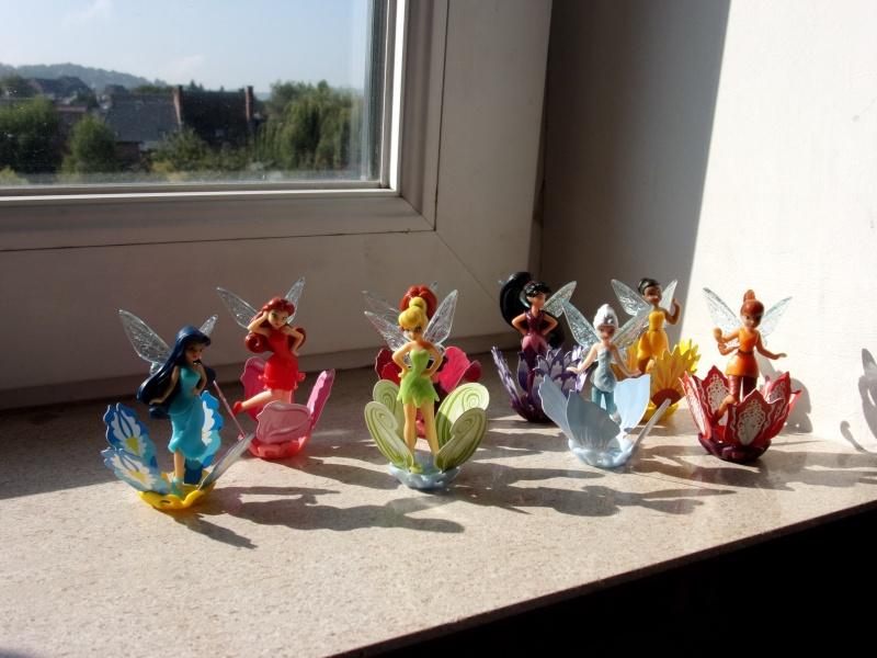 Echange Kinder surprise Fairies Fairie10