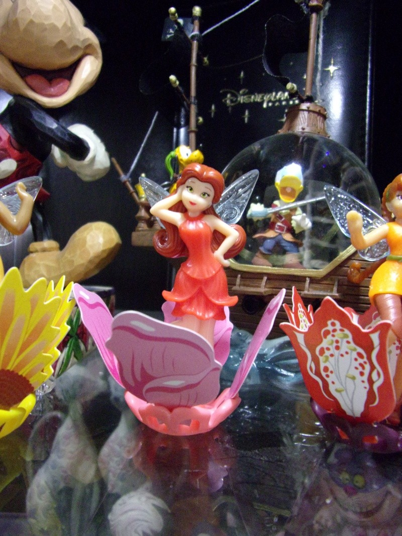 Echange Kinder surprise Fairies Kinder16