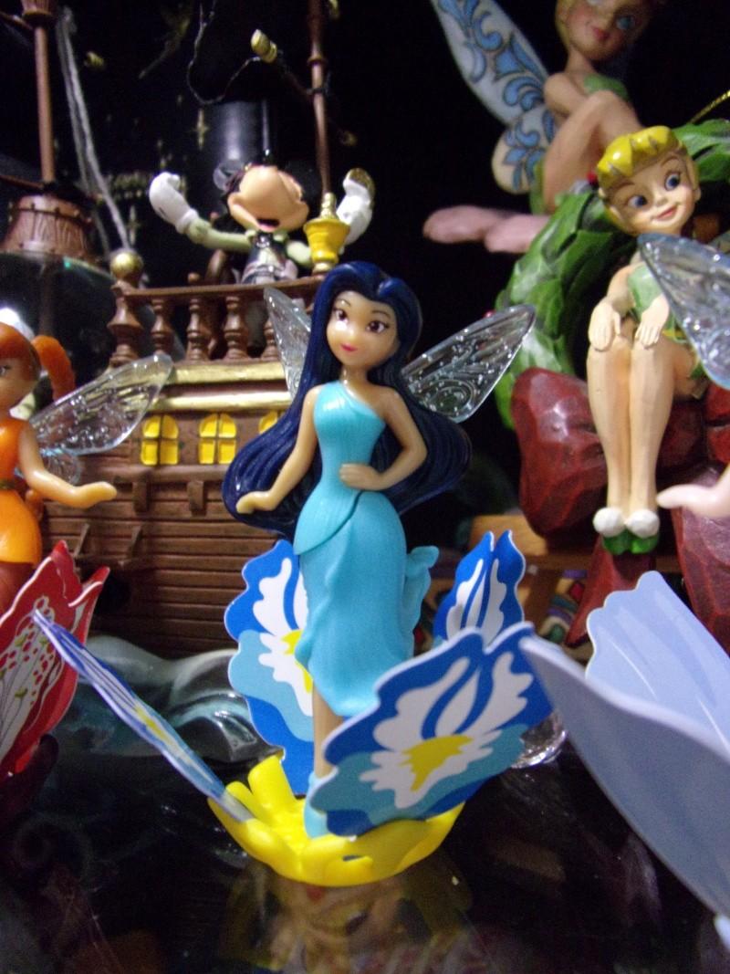Echange Kinder surprise Fairies Kinder18