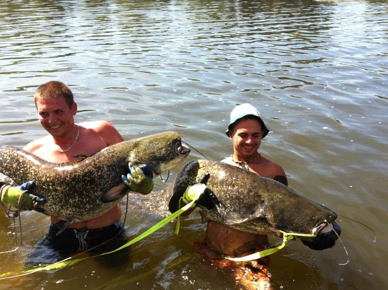 """Une femme attaquée par un """"poisson vorace"""" dans un lac de Lorraine  Img_0010"""