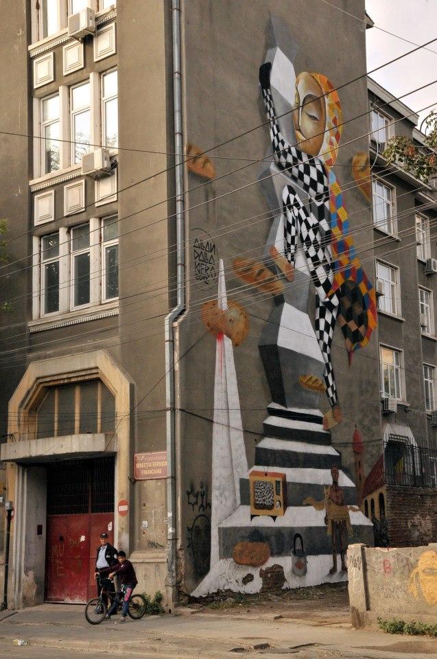 ART DE LA RUE - art muraliste, fresques, ... - Page 4 1_1_1444
