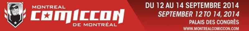 Passes Comiccon de Montreal / Comiccon de Quebec Bannie10