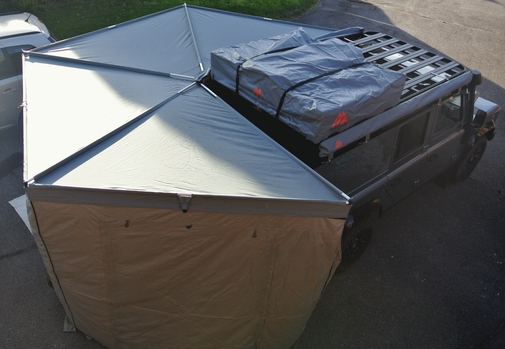 Which fox-wing awning should I buy? Tuff-t11