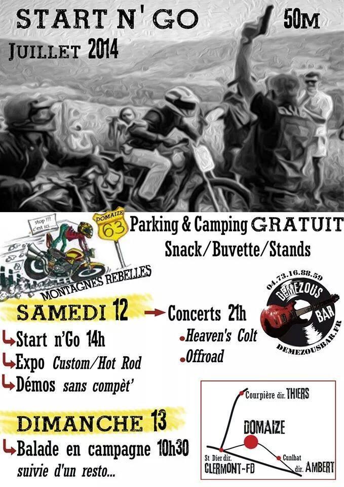 L'Auvergne, ça vous dis ? 12 et 13 Juillet Photo10