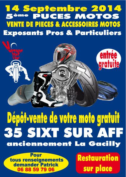 5ème puces motos Sixt sur Aff (35) 14/09/2014 Puces_10