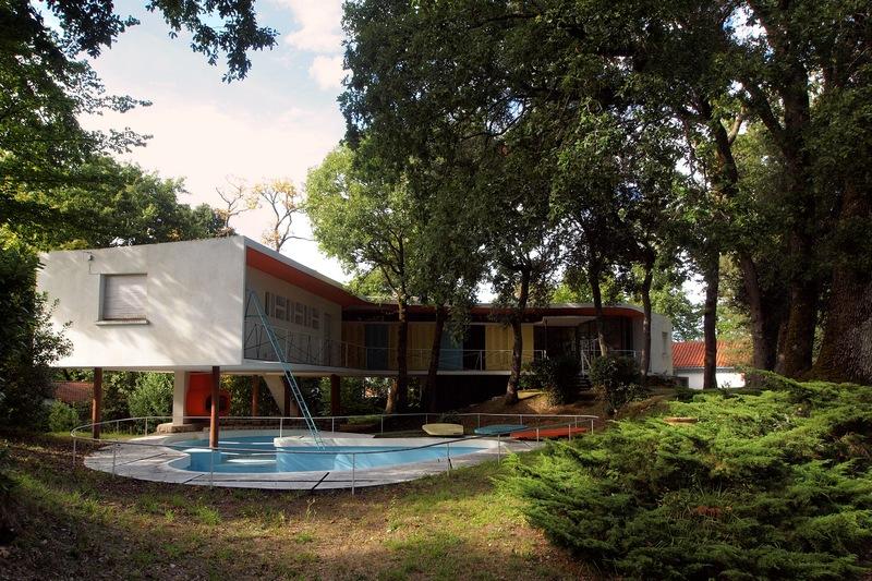Maison style Le Corbusier Maison10