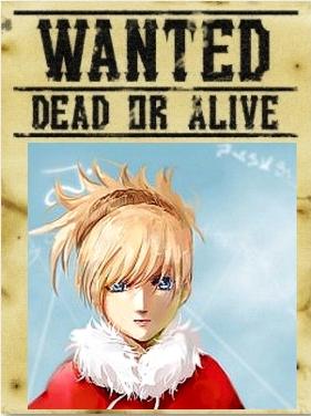 Wanted - Les avis de recherche Wanted17
