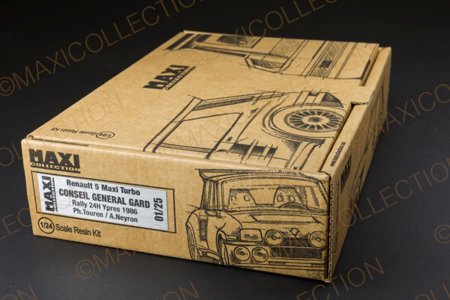 Nouvelle kit resine Renault 5 Maxi Turbo  _mi_9912