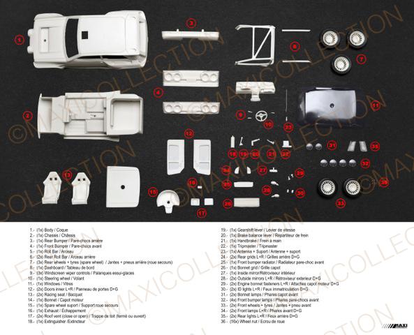 Nouvelle kit resine Renault 5 Maxi Turbo  Instru10