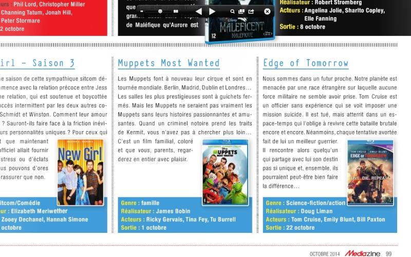 [BD/ DVD] Les édition Benelux des films Disney - Page 4 Captur11