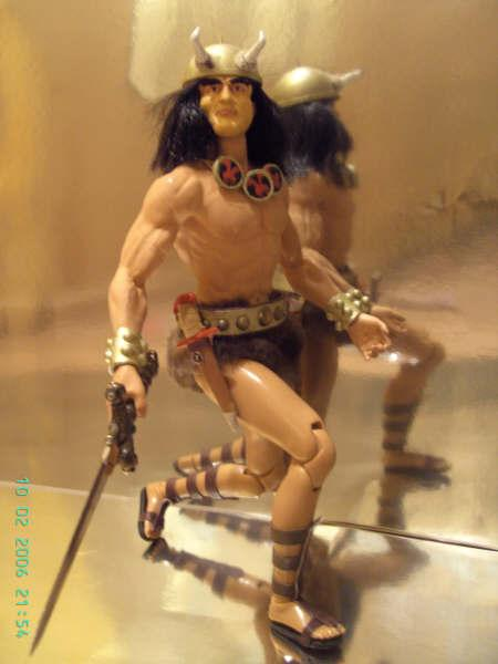Conan The Barbarian by Digit 1372-110