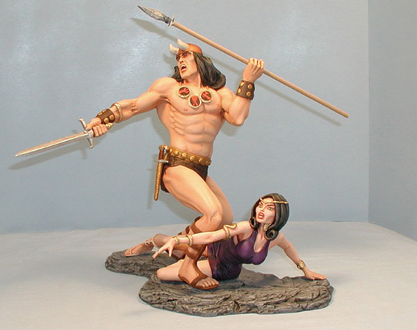 Conan The Barbarian by Digit Conan-10