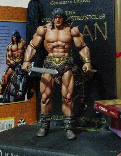 Conan The Barbarian by Digit Conan_10