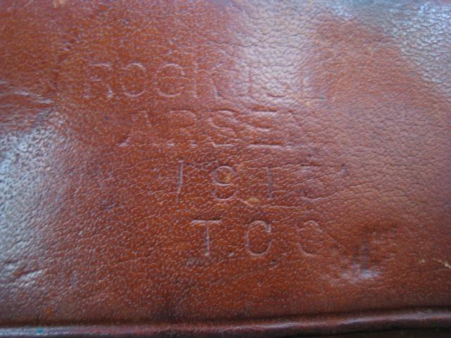 Pochette pour chargeurs de Colt 1911 et 1911 A1. Img_5215