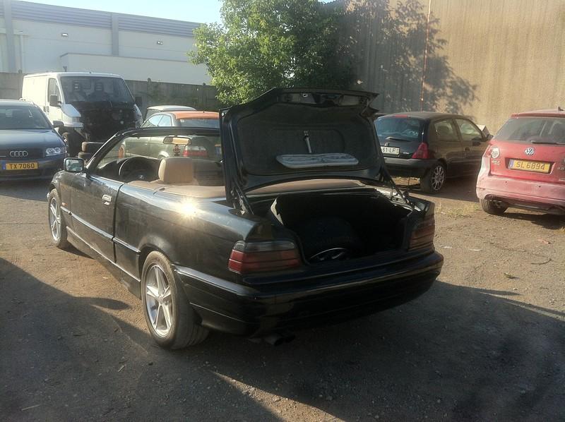 [ cabrio ] BMW 328IA  Img_1210