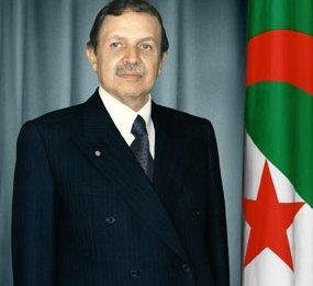Intense soulevement de la jeunesse Algerienne Presid10