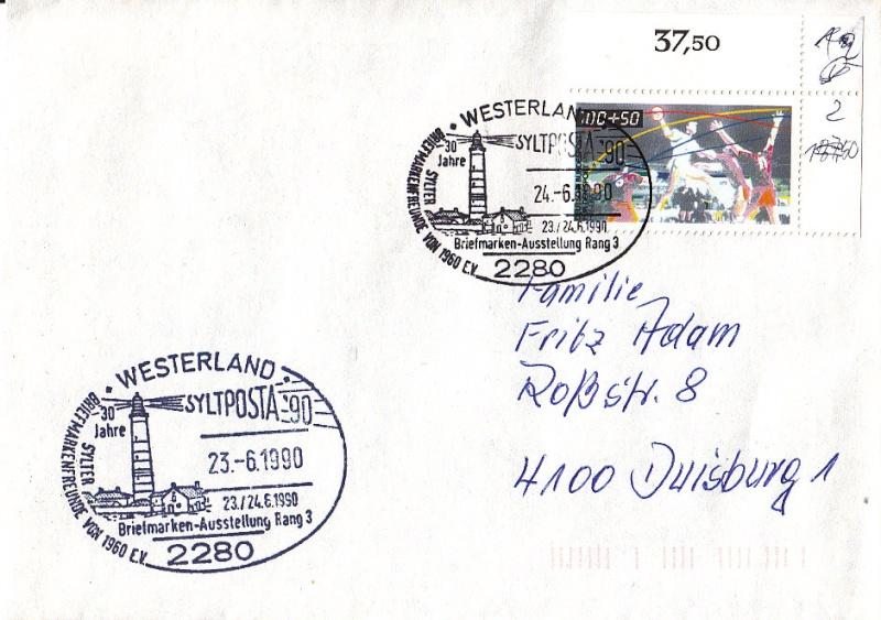 Südlichster und nördlichster Leuchtturm Deutschlands Img20