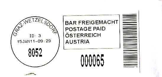 Bar-Codes in Österreich Img24