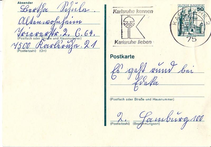 Sütterlin und Kurrent auf Postkarten Img_0042