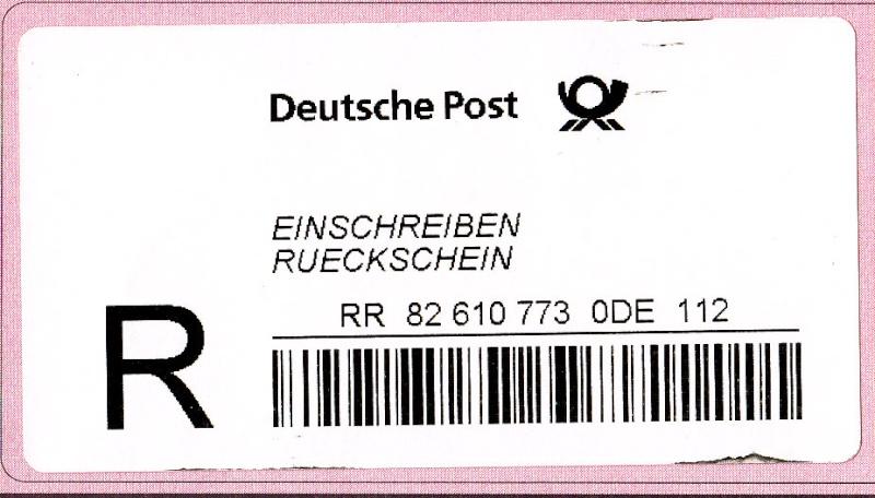 Reco-Aufkleber der Deutschen Post Img_0044