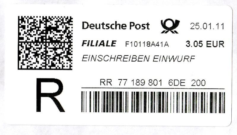 Reco-Aufkleber der Deutschen Post Img_0045
