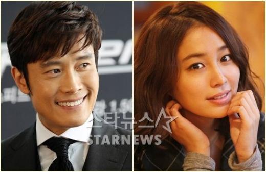 Lee Byung Hun et Lee Min Jung sont en couple! 20120810