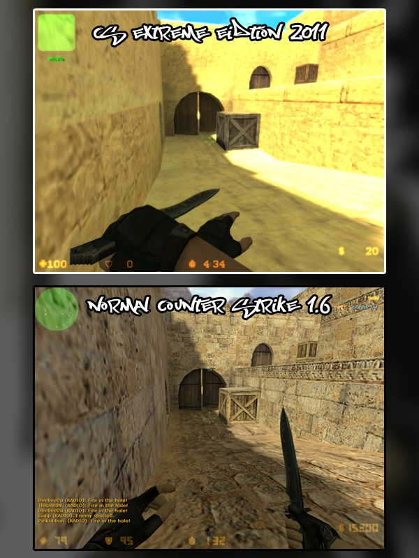 Counter Strike : eXtreme Edition 2011 |- 75% DONE -| Previe11