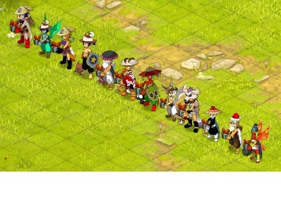 Nouveau screen de guilde ! Ligne14
