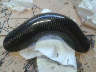 [Tub] Couvre collecteur carbone S1/M2 MK1 14049712