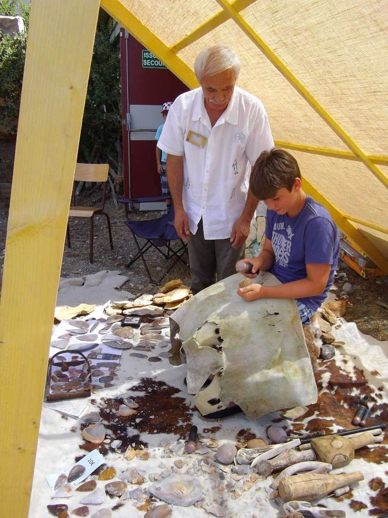 Retour des fètes  de la préhistoire a Tautavel .. Imgp1613