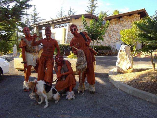Retour des fètes  de la préhistoire a Tautavel .. Imgp1615