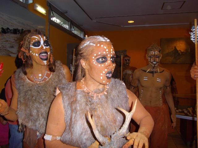 Retour des fètes  de la préhistoire a Tautavel .. Imgp1810
