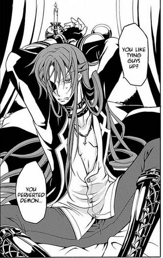 De quel manga appartient cette image ? - Page 3 Dante110