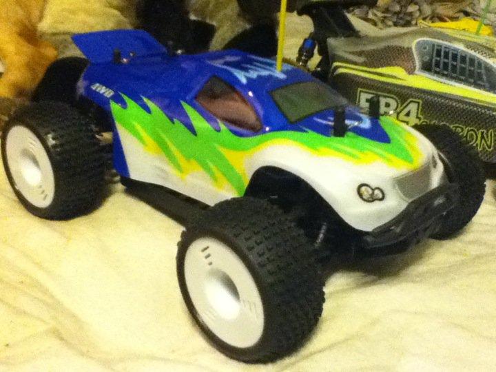truggy zmt 16 zd racing brushless 16809210