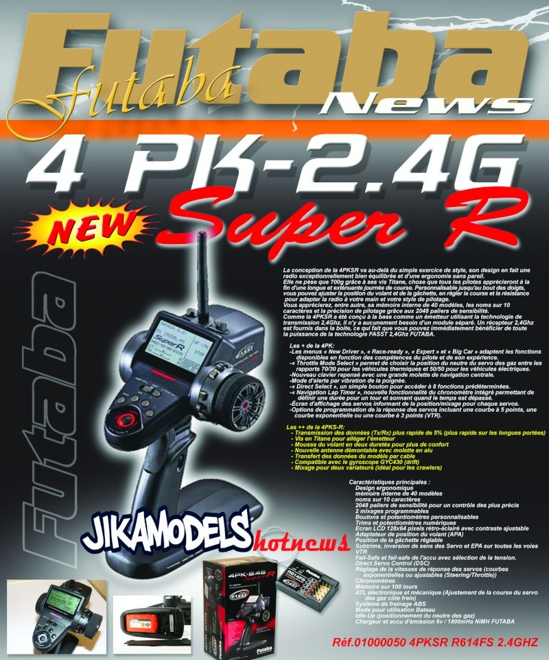 nouvelle  futaba 4pks-R Futaba10