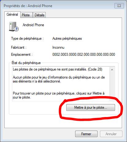 [RESOLU][AIDE]Htc One bloqué sur logo HTC vert et non reconnu dans windows 0210