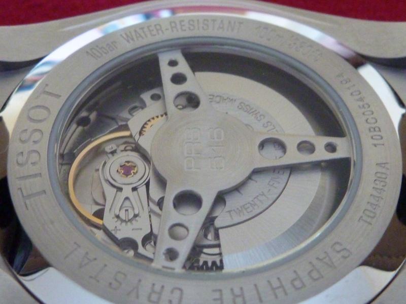 Revue : Tissot PRS 516 Automatic P1010014
